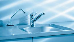 Wasserfilter - Hahn